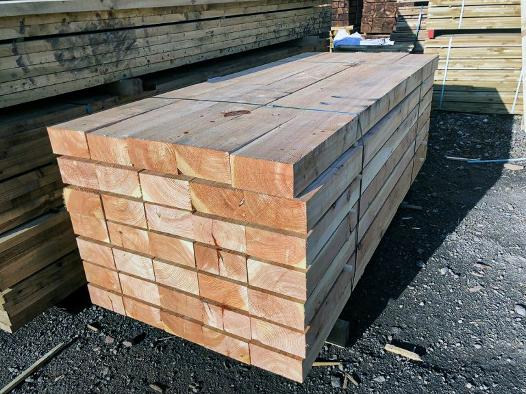 Drem Timber and Fencing are timber specialists based in East Lothian. Larch Wood
