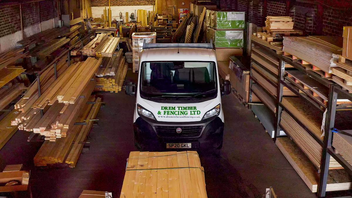 Drem Timber and Fencing Ltd
